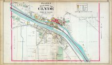 Clyde Village 002, Wayne County 1904